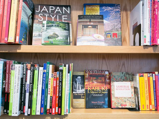 English Books about Japan
