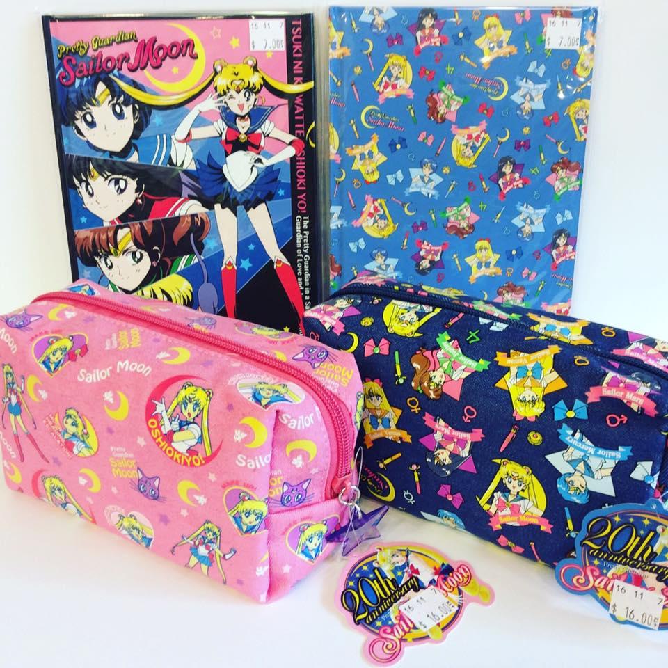 Sailor Moon Goods