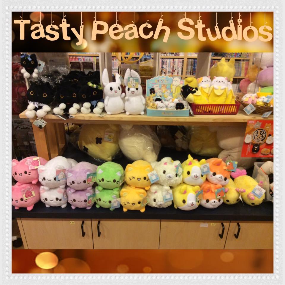 Tasty Peach Studios items