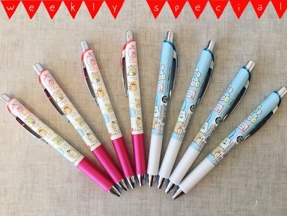 Weekly Special ! Sumikko Gurashi mechanical pencils